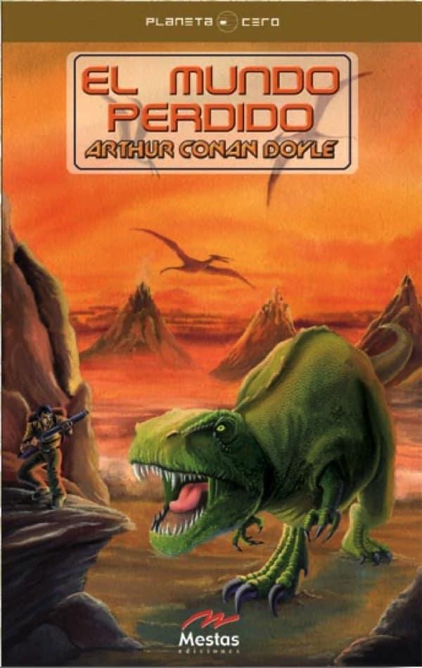 PC1- El mundo perdido Conan Doyle Jurassic Park 978-84-95994-10-3 Mestas Ediciones