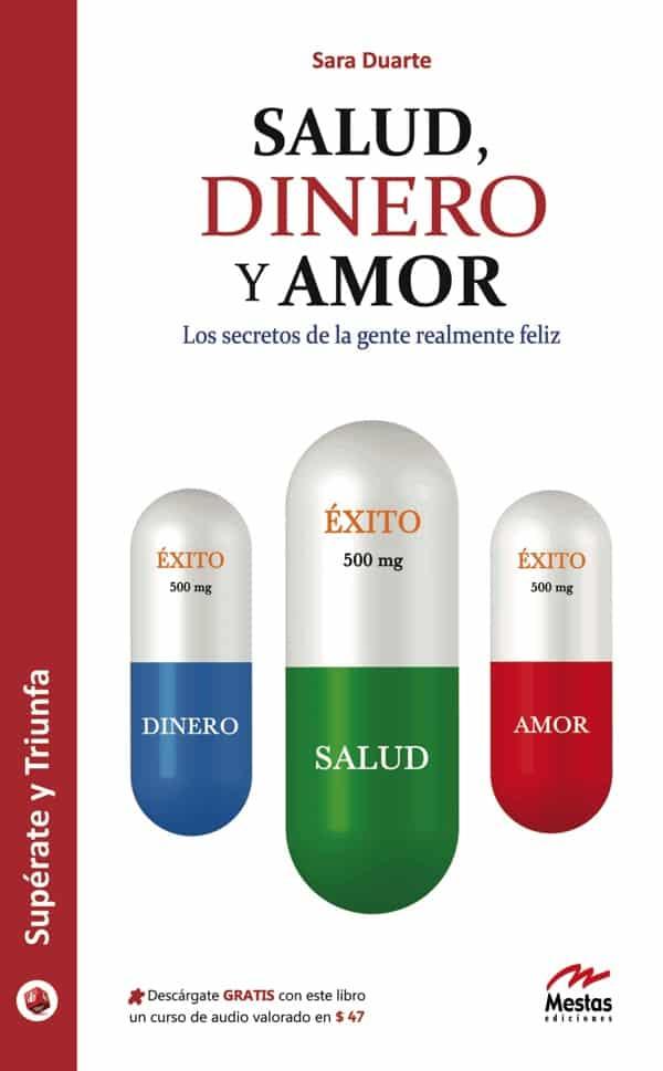 ST14- Salud, dinero y amor Sara Duarte 978-84-92892-33-4 Mestas Ediciones