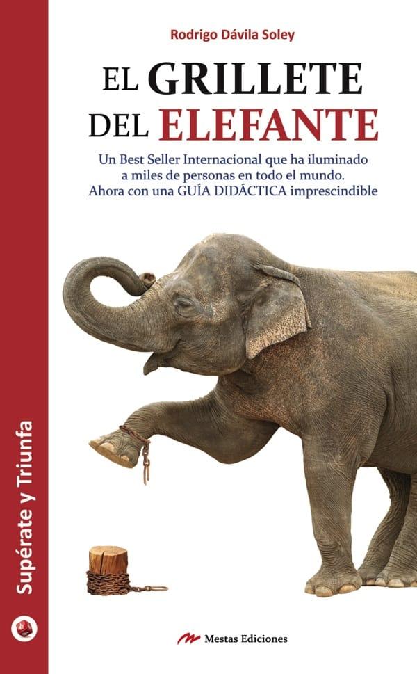 ST16- El grillete del elefante Rodrigo Dávila 978-84-16365-01-2 Mestas Ediciones