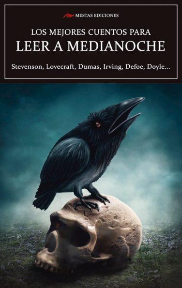 VE10- Los mejores cuentos para leer a medianoche Lovecraft Stevenson Dumas 978-84-17244-71-2 Mestas Ediciones