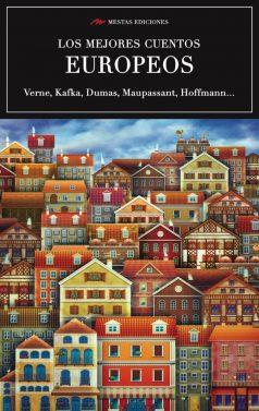 VE5- Los mejores cuentos Europeos Julio Verne Maupassant Dumas 978-84-16775-82-8 Mestas Ediciones
