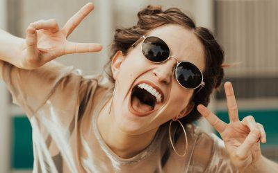 Disfruta con alegría de tu camino en la vida