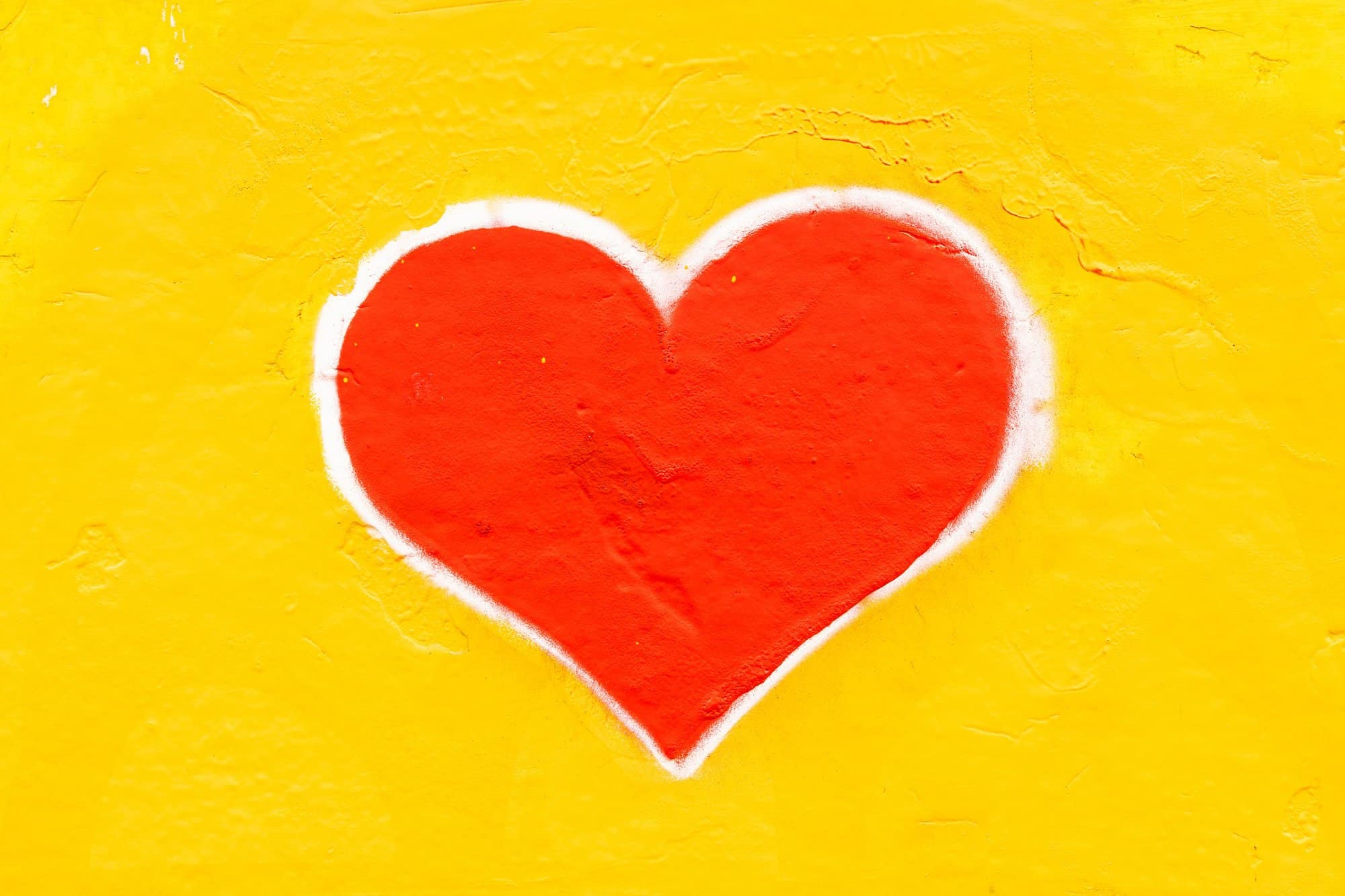 Ama todo lo que hagas, ama sin condiciones