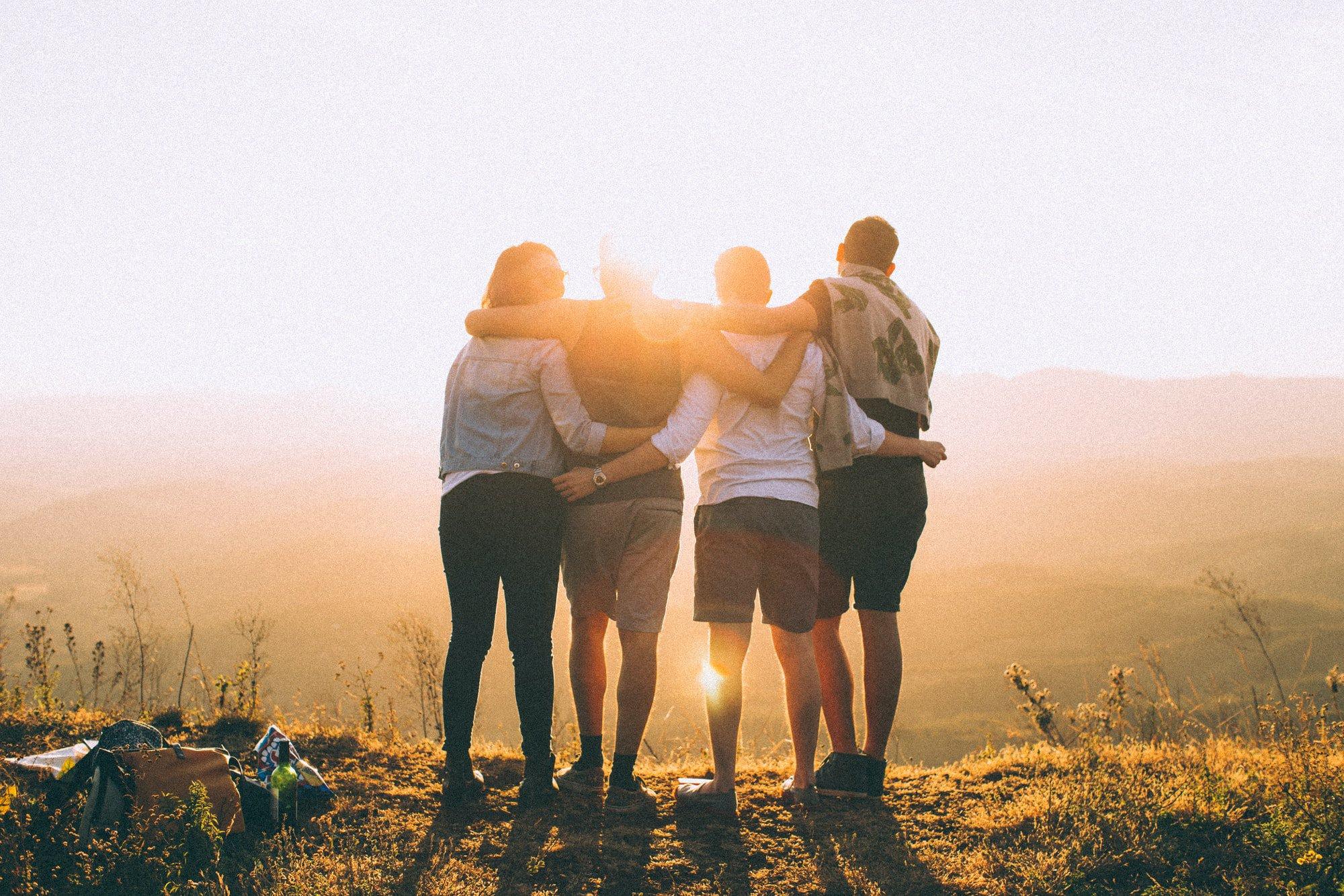 ¡Haz feliz a otras personas y conseguirás la verdadera felicidad!